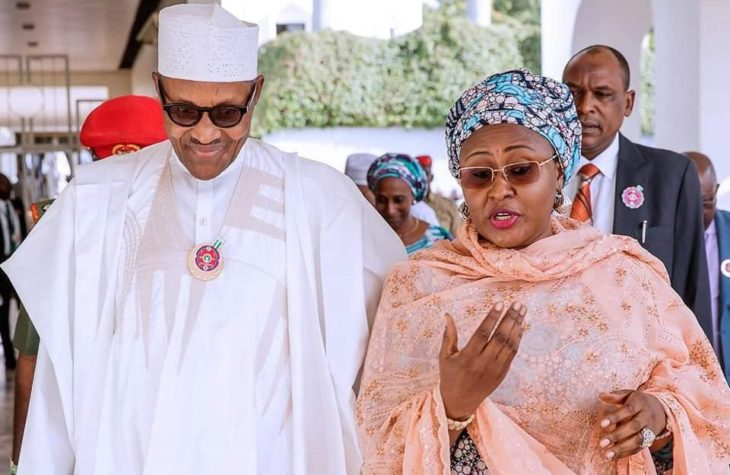 Buhari vs Buhari: President 'disowns' wife's claims about cabal in charge at Aso Rock